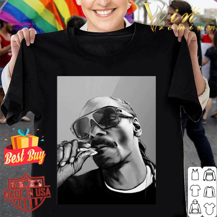 Rapper Snoop Dogg shirt