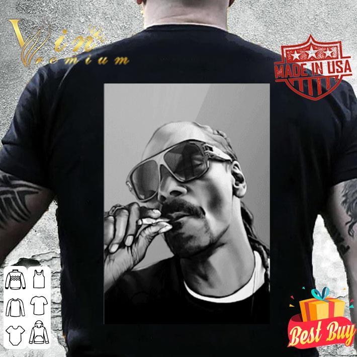 Rapper Snoop Dogg shirt