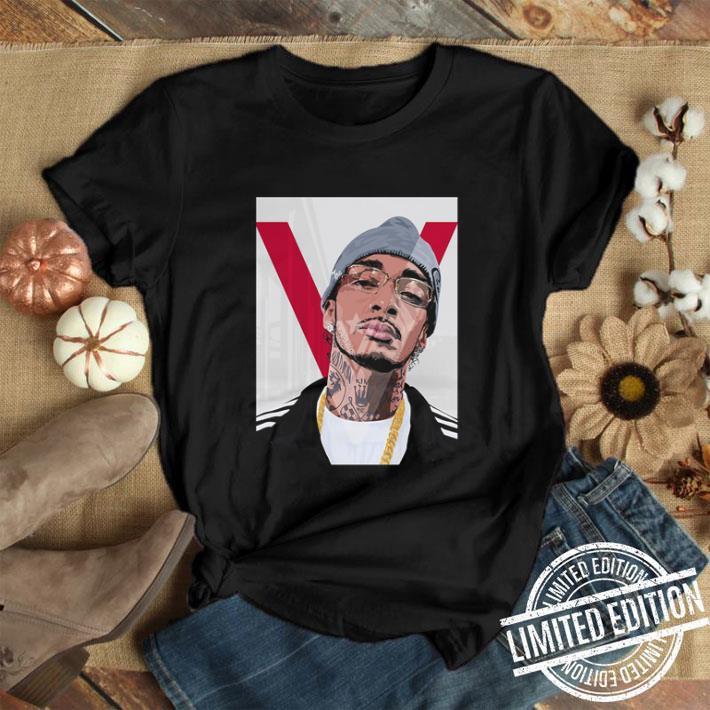 Pray Legend Rapper Rip Nipsey Hussle Crenshaw TMC shirt 6