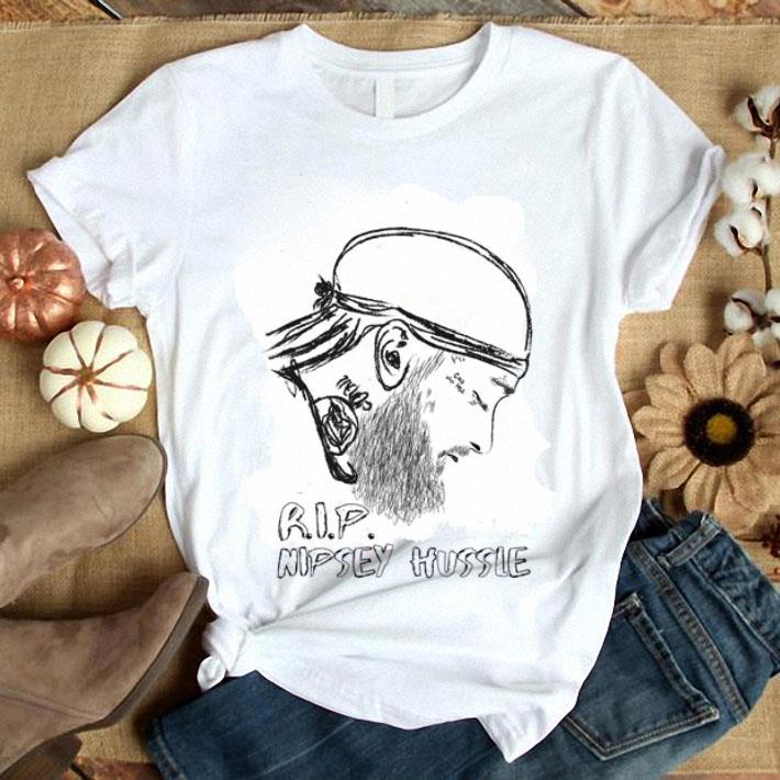Rip King Nipsey Hussle 1985-2019 Crenshaw TMC shirt