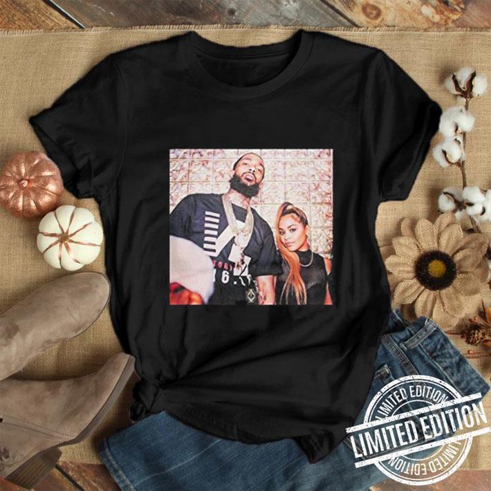 Rip Nipsey Hussle Crenshaw in loving memory shirt