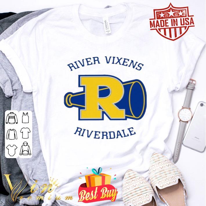 Riverdale Vixens Girls Raglan shirt