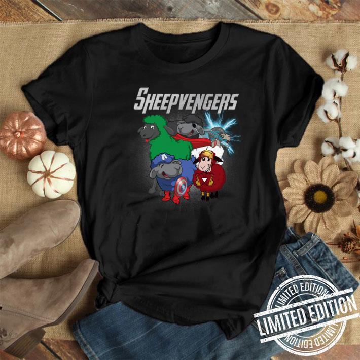 Sheep Marvel Avengers Endgame Sheepvengers shirt 1