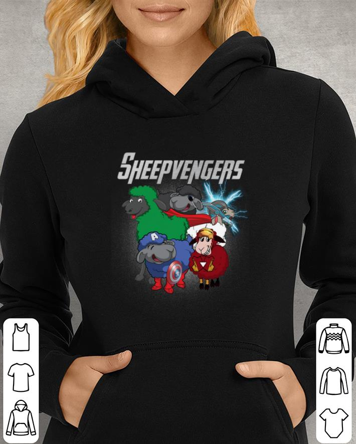Sheep Marvel Avengers Endgame Sheepvengers shirt 3
