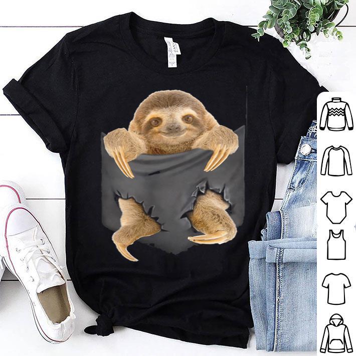 Slot in Pocket shirt