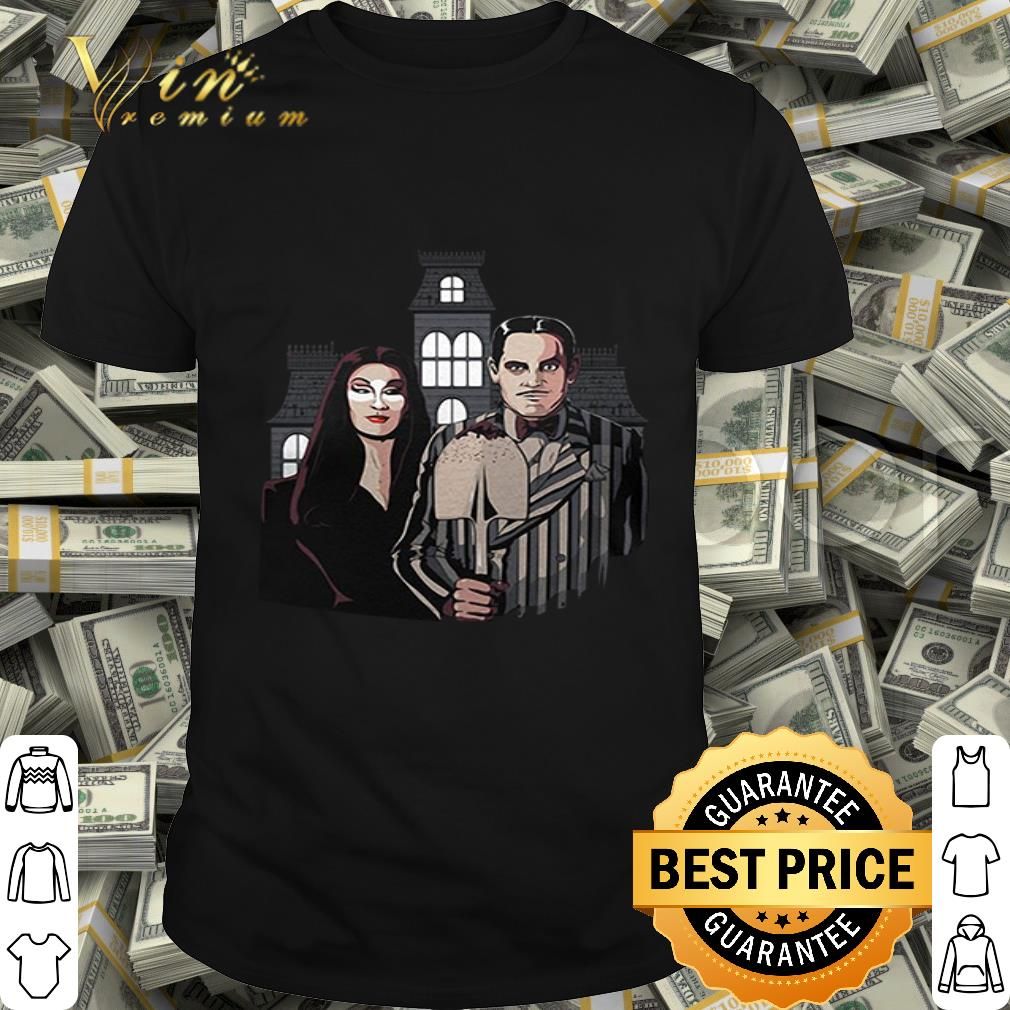The Addams Family Offers Spooky Halloween shirt