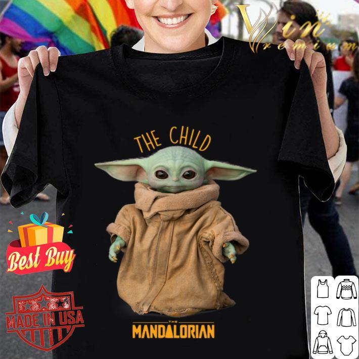 The Mandalorian The Child Baby Yoda Star Wars shirt