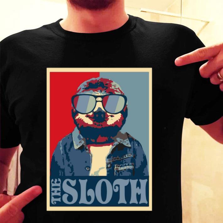 The Sloth art shirt