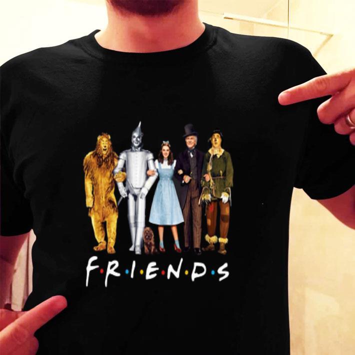 The Wizard Of Oz Friends TV Series shirt