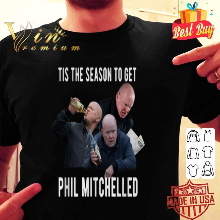 Tis the season to get Phil Mitchelled shirt