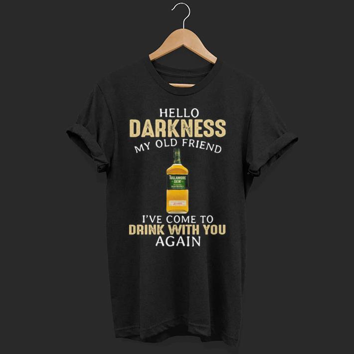 Tullamore Dew The Night Time Sniffling Sneezing How The Feck Did I End Up On The Floor Medicine shirt 7