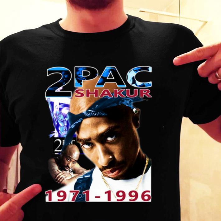 Tupac 2Pac Shakur 1971-1996 shirt