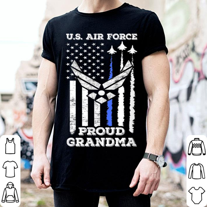 US Air Force Proud Grandma shirt