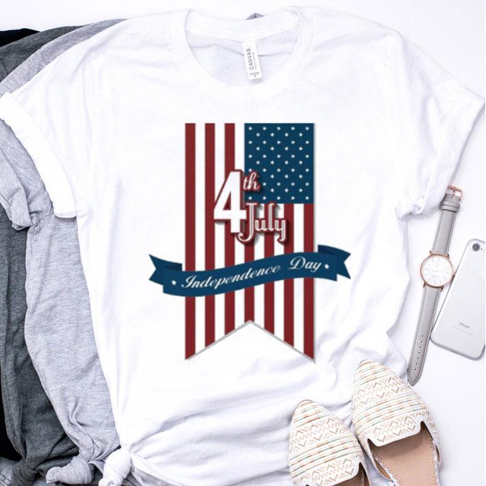 USA flag Happy 4th of july independence day shirt