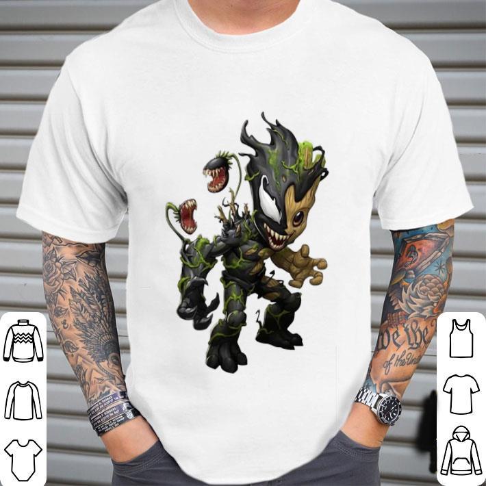 Venom Baby Groot shirt