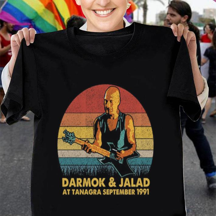 Vintage Darmok & Jalad at tanagra september 1991 shirt