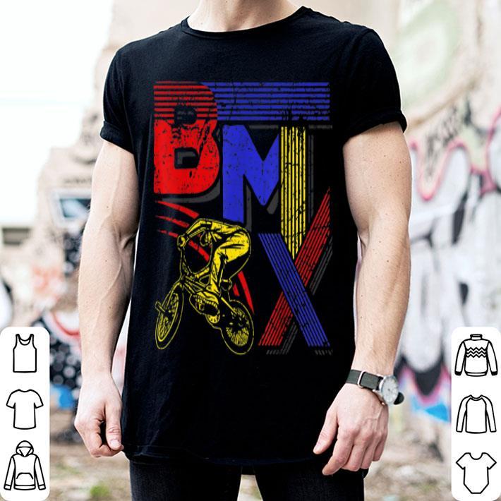 Vintage Retro Bmx Bike Rider shirt