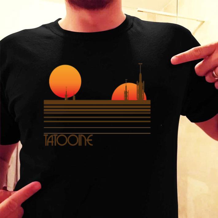 Visit Tatooine Sunset shirt