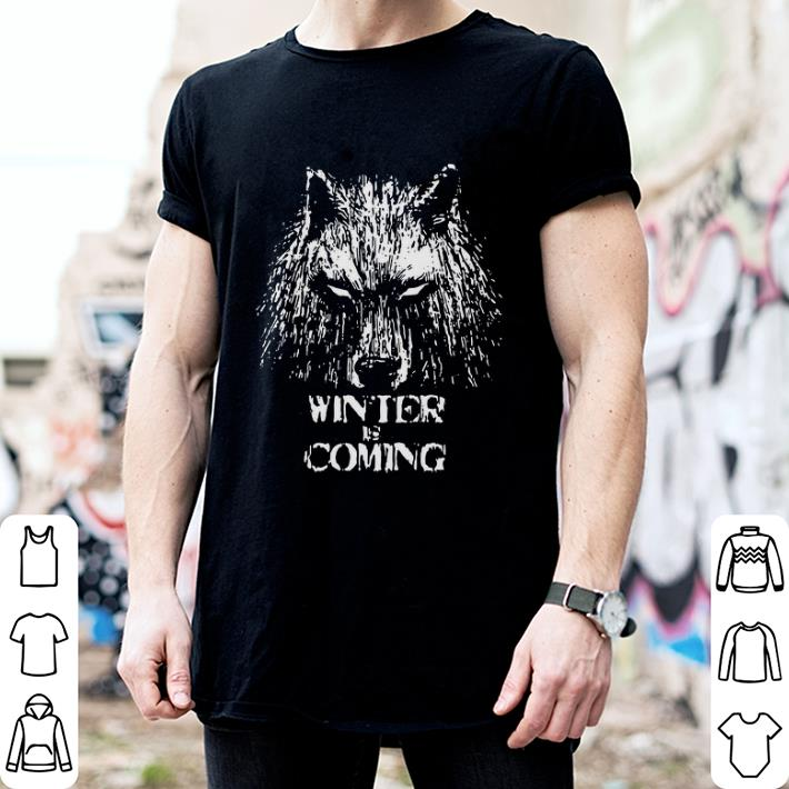 Wolf House Stark Winter is coming Game Of Thrones shirt