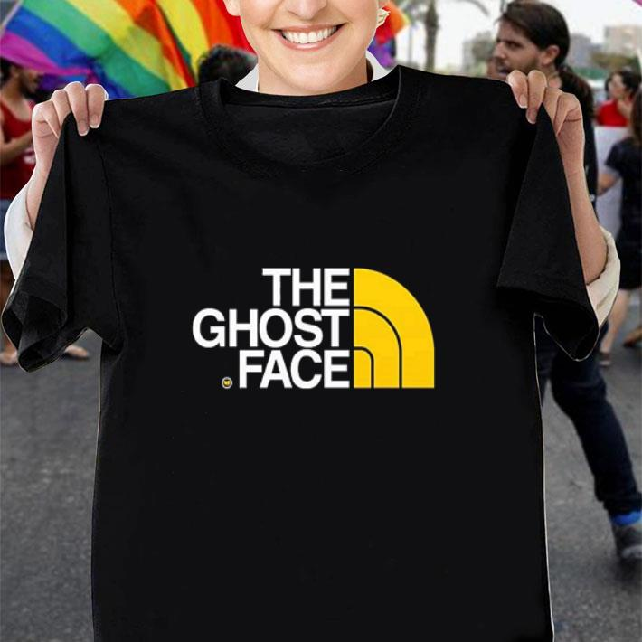 Wu Tang Clan The Ghost Face Ghostface Killah shirt