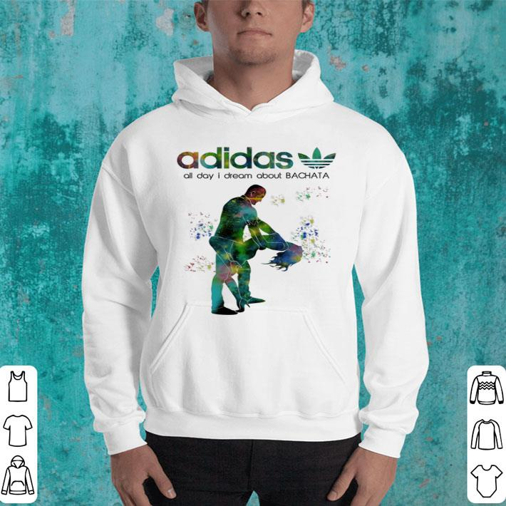 Adidas All day I dream about Boxer tshirt