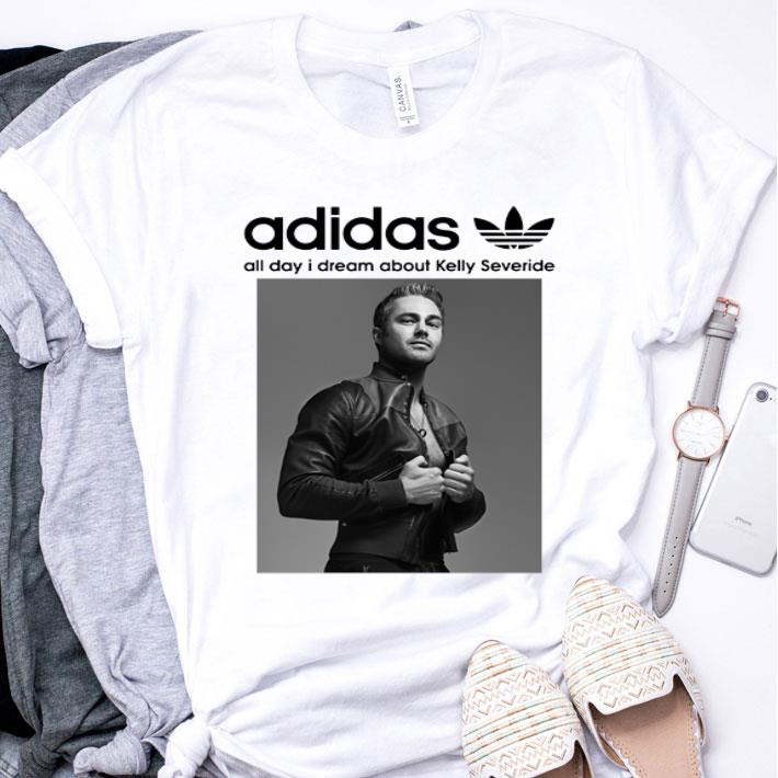 adidas all day i dream about Kelly Severide Chicago Fire shirt
