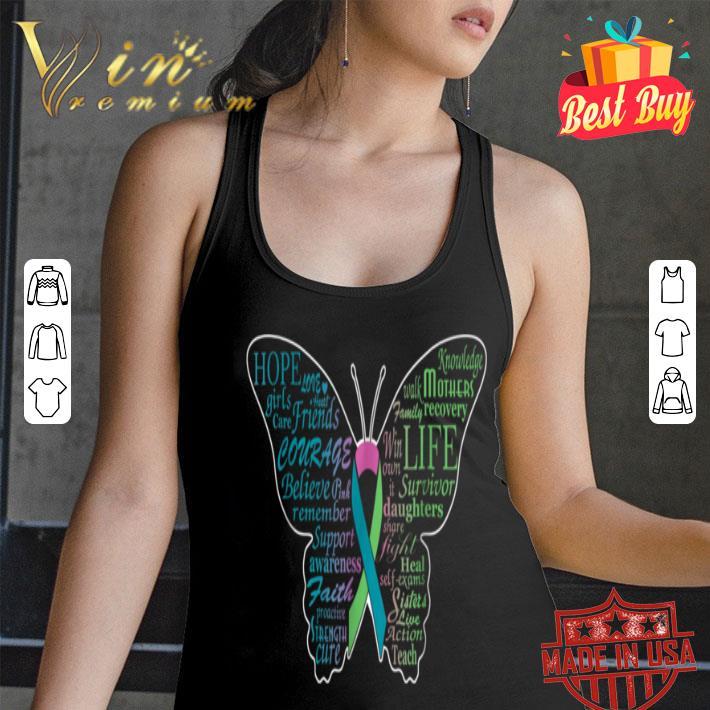 love hope faith metastatic breast cancer t survivor shirt