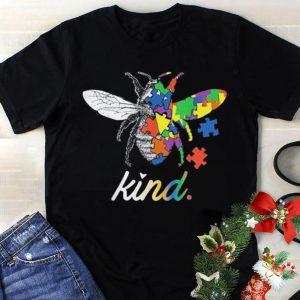 Bee Kind Beautiful Autism Awareness shirt
