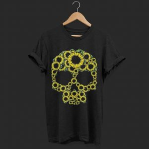 Skull Sunflower shirt
