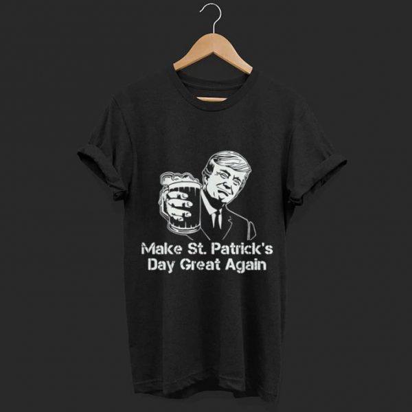 Trump Celebrate Globally - St Patricks Day shirt