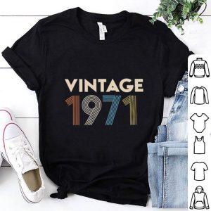 Vintage 1971 shirt