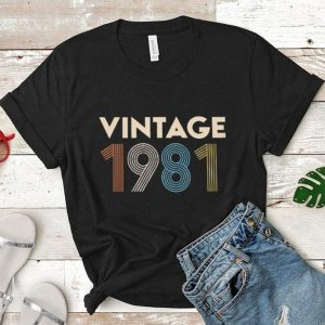 Vintage 1981 shirt