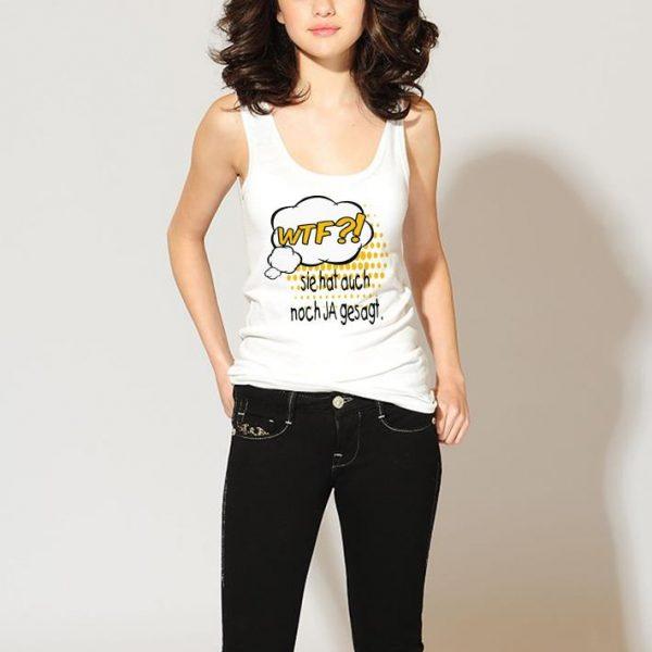jga t shirt WTF shirt