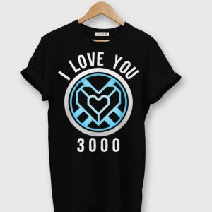 Dadd day I love you 3000 times Daughter shirt