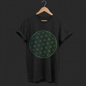 Flower Of Life Symbol Sacred Geometry shirt