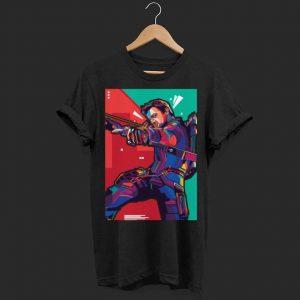 Marksman Heroes shirt