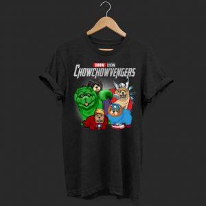 Marvel Avenger chow Avengers shirt