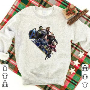 Marvel Avengers Endgame Action Pose shirt