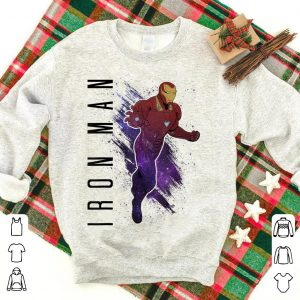 Marvel Avengers Endgame Iron Man Galaxy shirt
