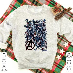 Marvel Avengers Endgame Suit Group shirt