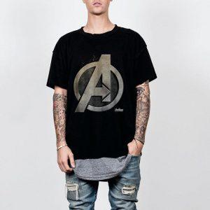 Marvel Avengers Steel Symbol shirt
