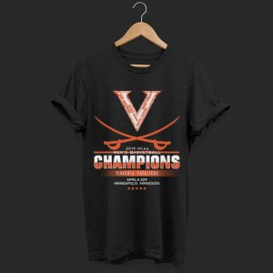 Men's Basketball Champion Virginia Cavaliers shirt