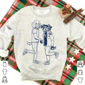 Mythical Handshake shirt