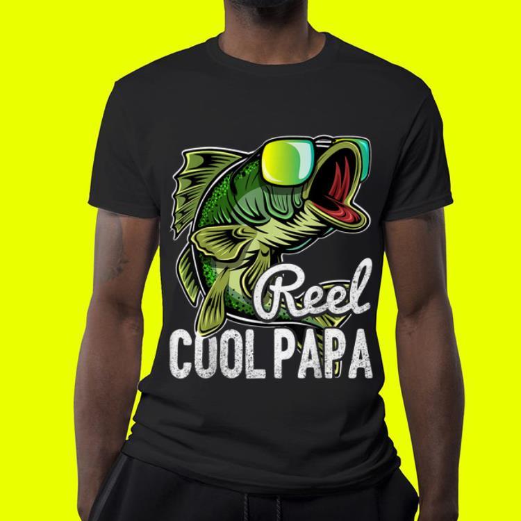 39d75837b0 Mens Reel Cool Papa Fishing Sunglasses Father s Day shirt 4 - Mens Reel  Cool Papa