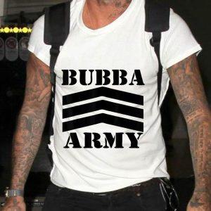 Original Bubba Army Logo shirt
