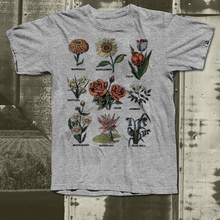Plant flower Botanical vintage shirt 4 - Plant flower Botanical vintage shirt