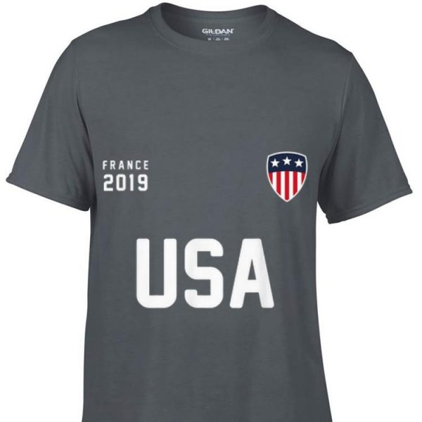 USA 2019 France Soccer Football shirt