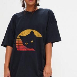 Vintage Eighties Style Cat shirt 2