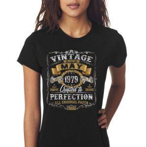 Vintage May 1979 All Original Parts shirt 2