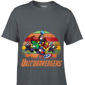 Vintage Unicornvengers Marvel shirt